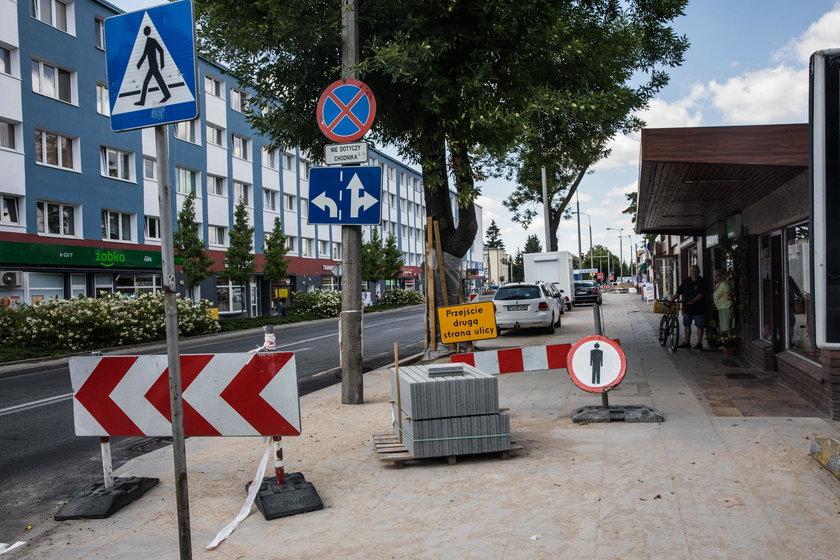 Walka z nielegalnie parkującymi