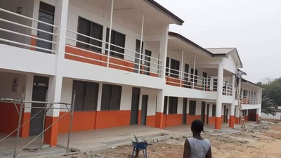 Free SHS: Multiple structures completed to end double track (Photos)