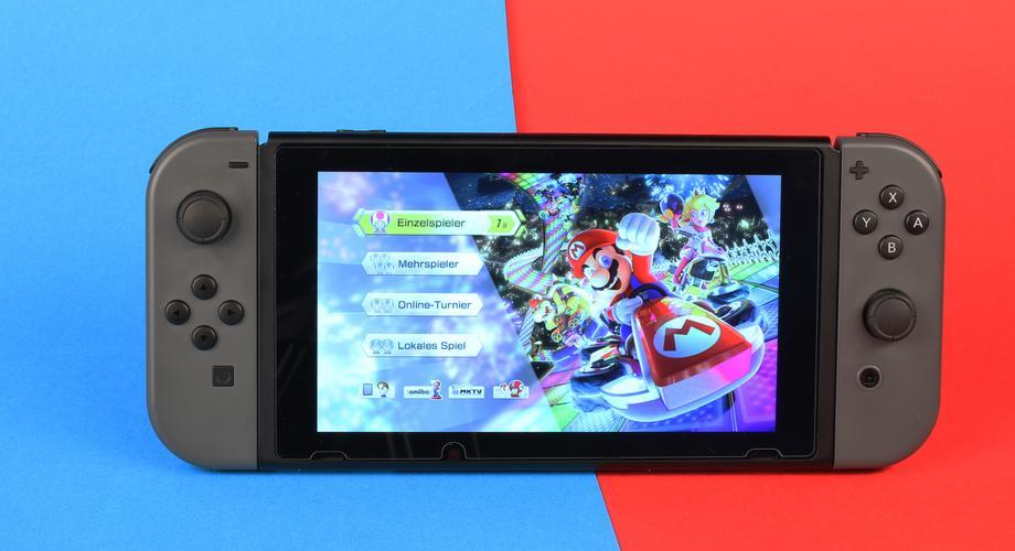 Die Switch macht mobil und stationär eine sehr gute Figur.