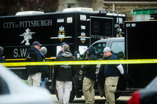 Strzelanina w synagodze w USA: 11 ofiar śmiertelnych, sześć osób rannych