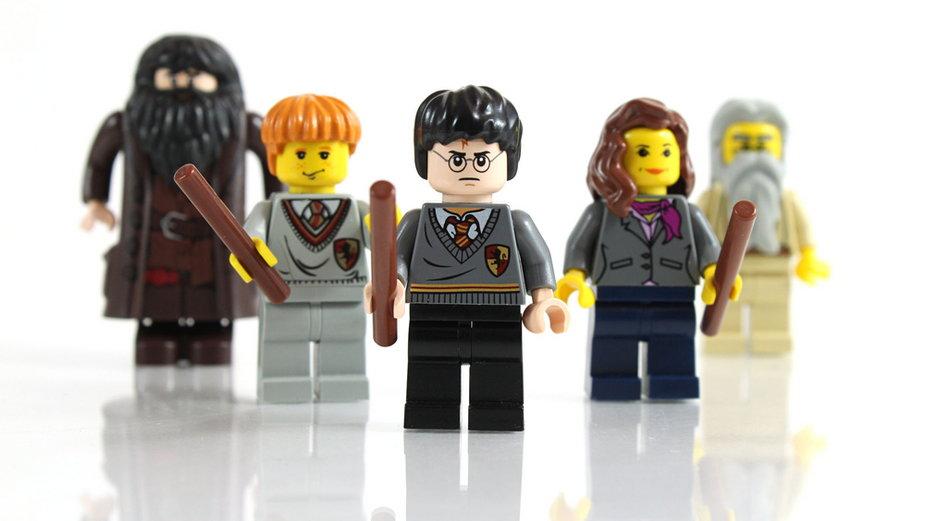 Lego Harry Potter, zdjęcie ilustracyjne
