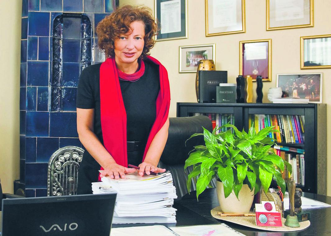 Anna Korbela rzecznik patentowy, radca prawny, prezes Polskiej Izby Rzeczników Patentowych