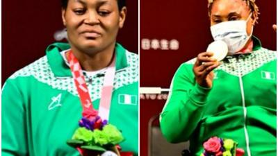 Female Powerlifters spur Team Nigeria to 6 medals at 2020 Paralympic Games