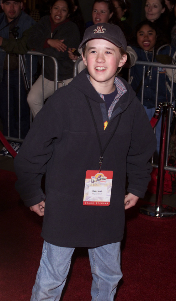 Haley Joel Osment, 2001 r.