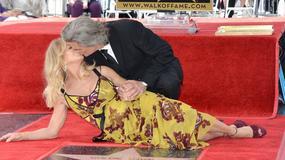 Goldie Hawn i Kurt Russell doczekali się gwiazd w Alei Sław