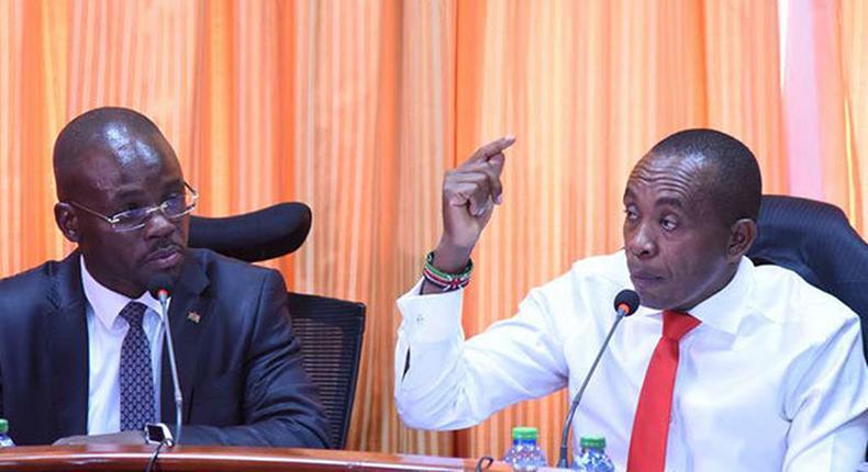I only get Sh640 after loan deductions on my Sh1 million salary – Kiambu Senator Kimani Watangi cries out