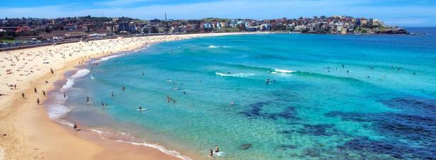 Plaża Bondi w Sydney