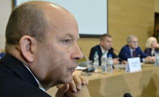 Protest rezydentów: Partnerzy społeczni nie chcą zespołu Radziwiłła