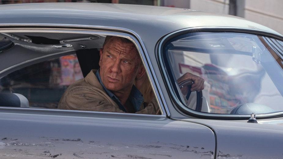 """Daniel Craig jako James Bond w filmie """"Nie czas umierać"""""""