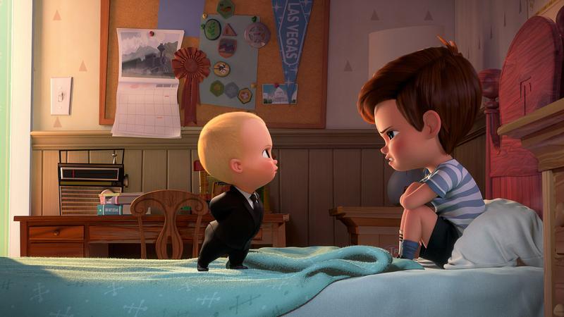 """""""Dzieciak rządzi"""": kadr z filmu"""