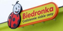Zrobił zakupy w Biedronce. Spotkała go przykra niespodzianka