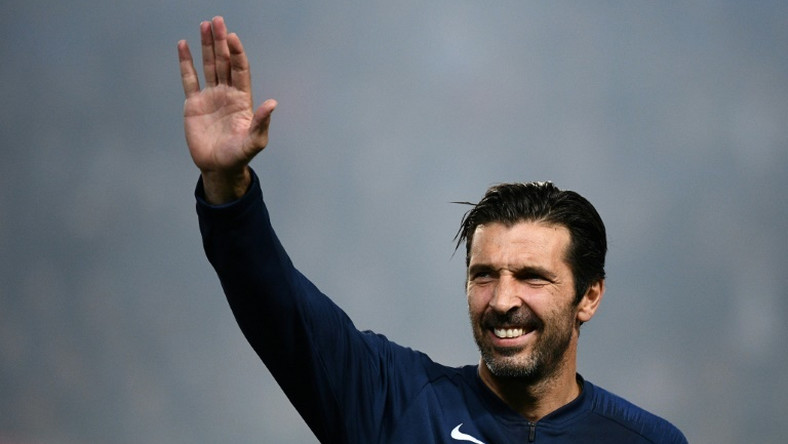 Gianluigi Buffon lasted just one season at PSG, playing 25 times