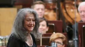 Pianistka Martha Argerich doktorem honoris causa Akademii Muzycznej w Katowicach