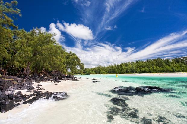 Plaża, Mauritius