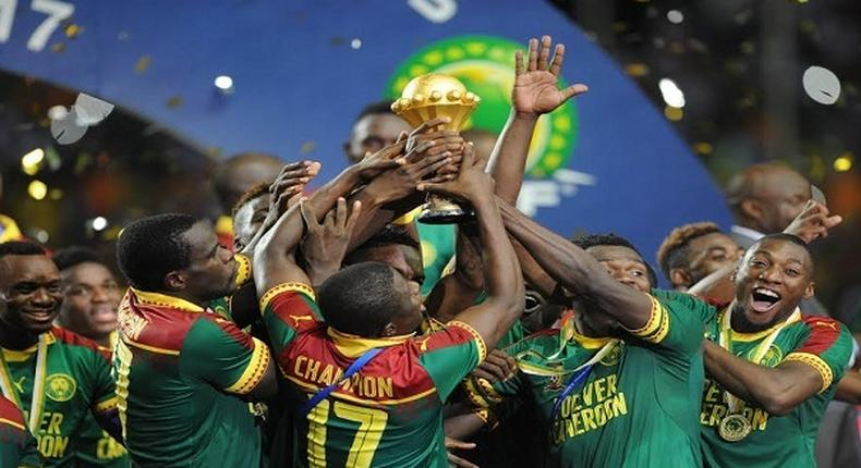 Cameroon are champions
