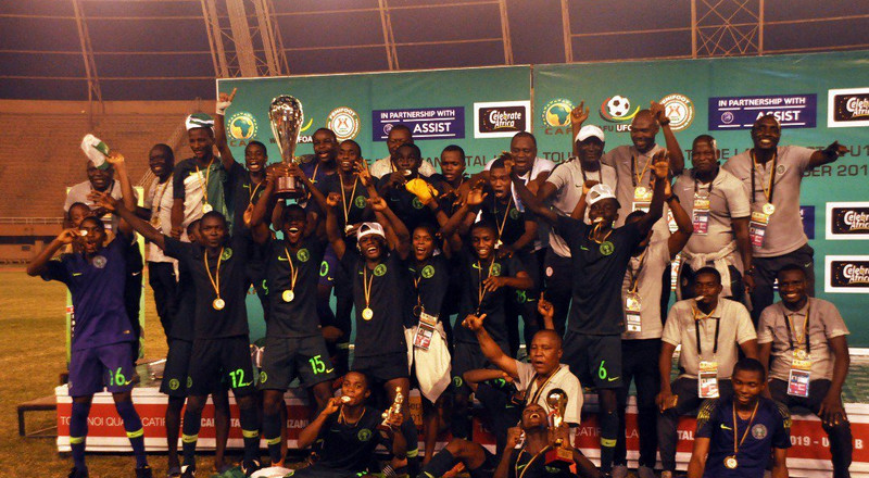 Golden Eaglets to play in Turkish Invitational tournament ahead of 2019 U-17 AFCON
