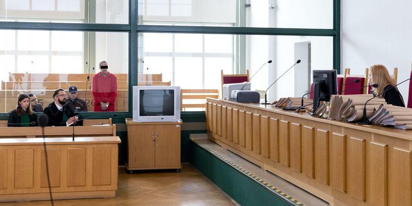 Katowice. Członek ISIS Mourad T. stanął przed polskim sądem