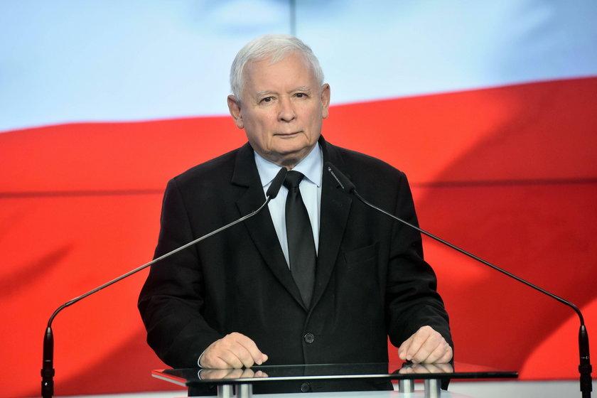 Kaczyński zablokował emisję filmu