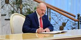 Tajne zaprzysiężenie Łukaszenki