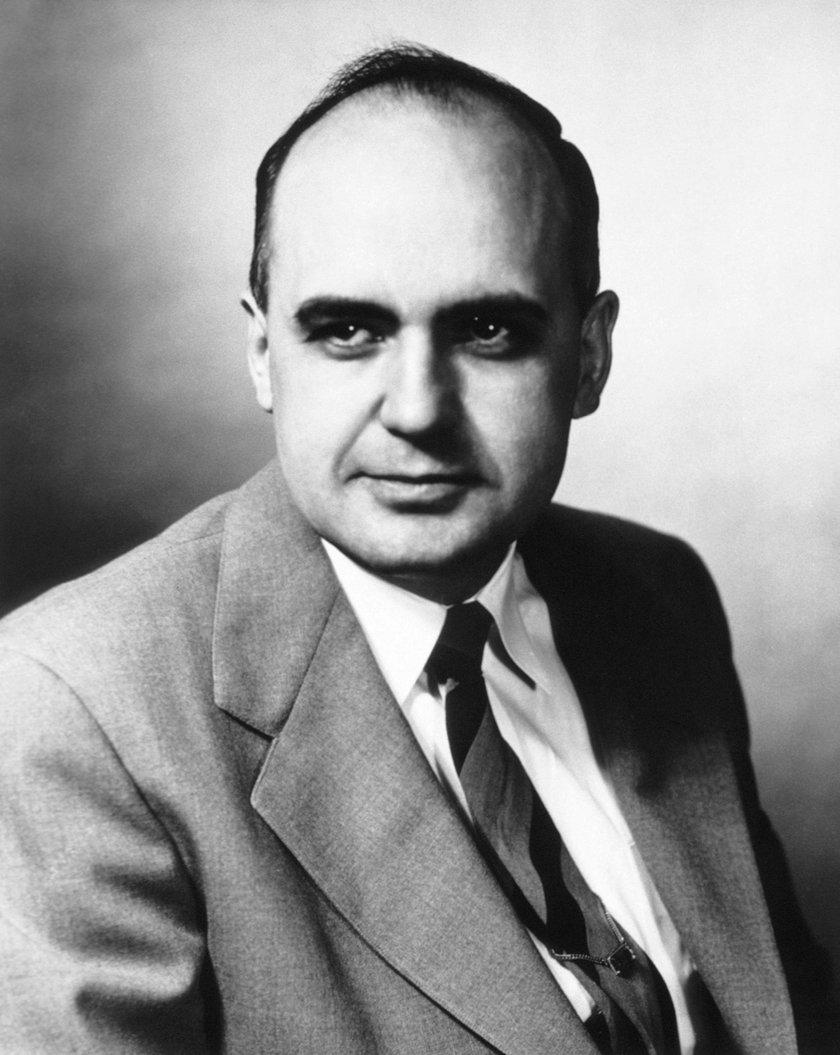 Dr Maurice Hilleman