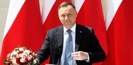 Andrzej Duda złożył gratulacje Joemu Bidenowi