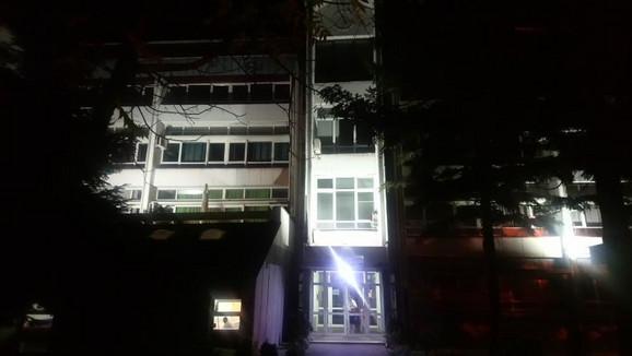 Škola u mraku