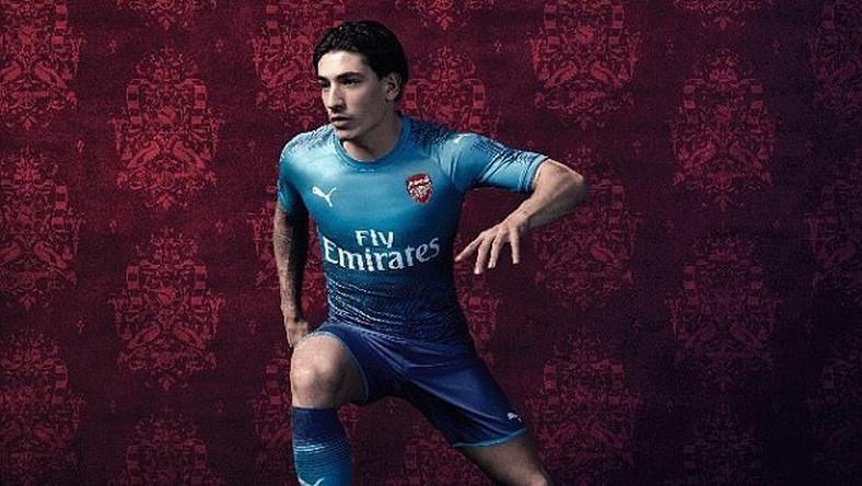 huge selection of 6cfeb 57283 New Jersey Alert Arsenal unveil new away kit - Pulse Nigeria