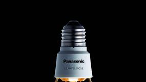 """Panasonic wprowadza do sprzedaży żarówkę LED """"Nostalgic Clear"""""""