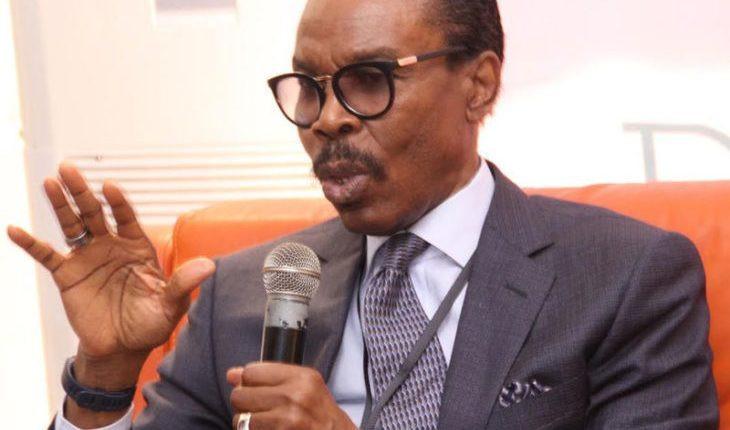 Bismarck Rewane is a member of President Buhari's Economic Advisory Council (Punch)