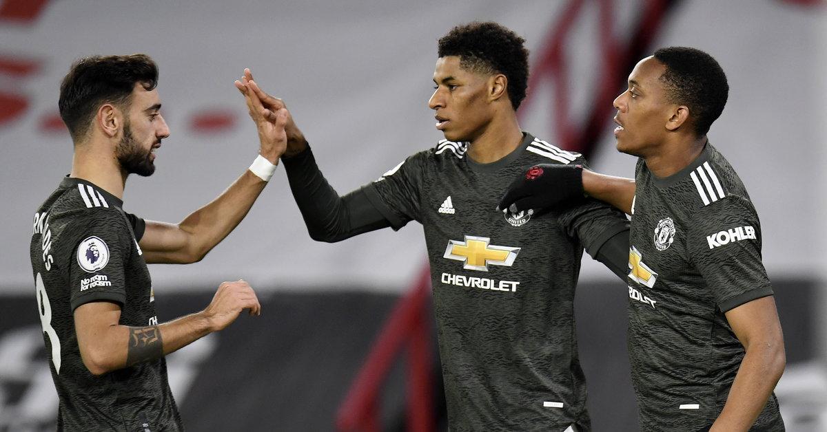 Anglia: Manchester United wymęczył wygraną z Sheffield United w Premier League. Kto strzelał? - Sport