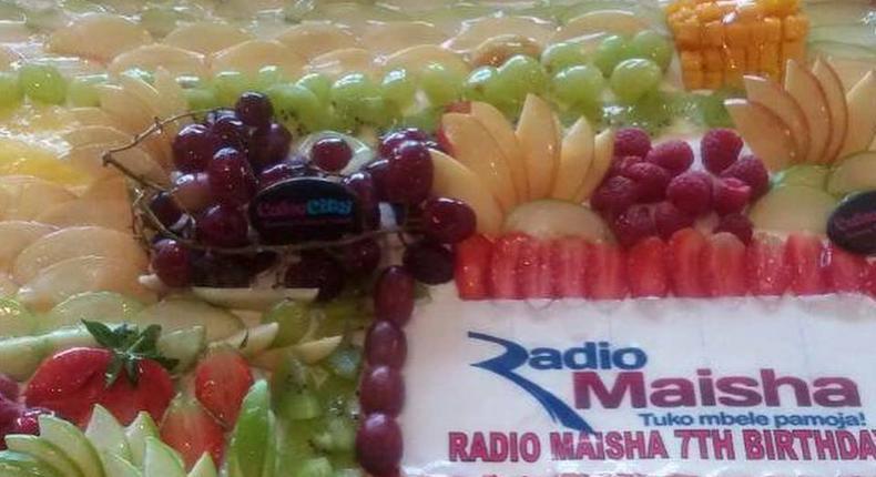 Radio Maisha Cake