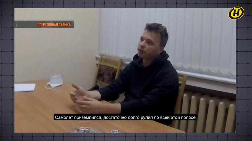 """Ojciec Protasiewicza twierdzi, że jego syn został """"złamany""""."""