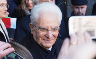 Spektakularna gafa podczas ceremonii z udziałem prezydenta Włoch