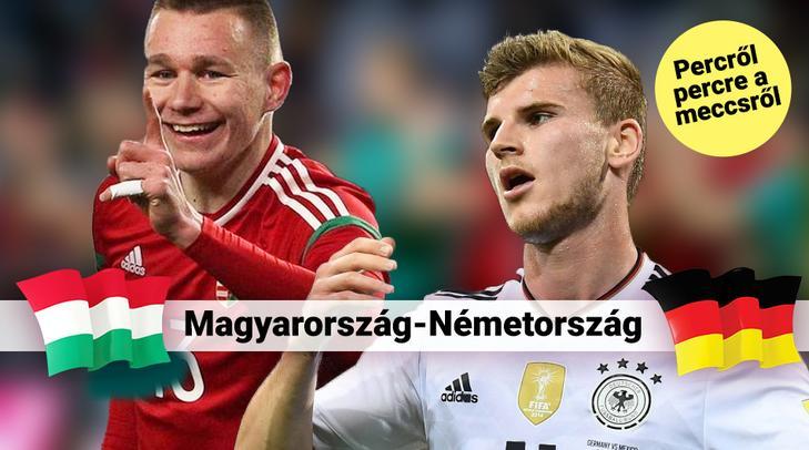 Sorsdöntő meccs jön az Eb-n, ha megverjük a németeket, továbbjutunk a halálcsoportból / Grafika: Blikk.