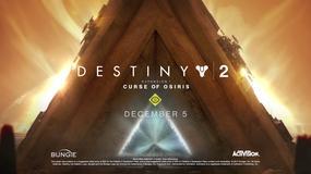 Destiny 2 - dziś premiera dodatku Klątwa Ozyrysa