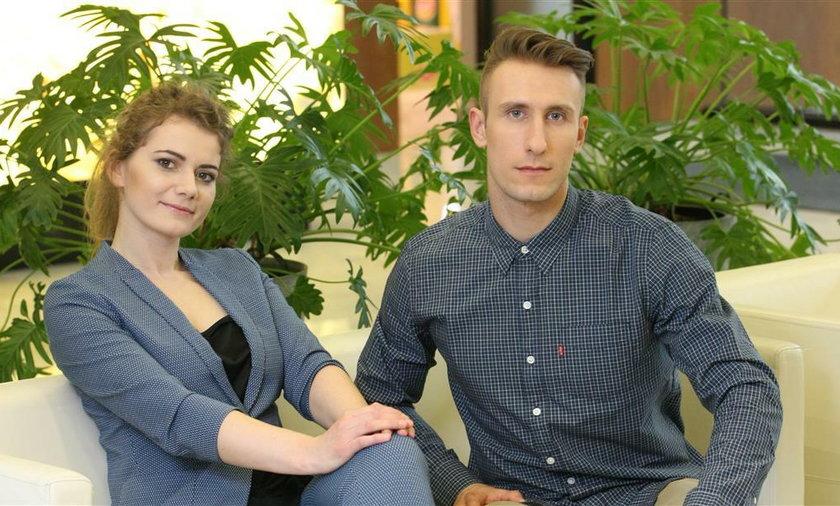 Ania i Szymon