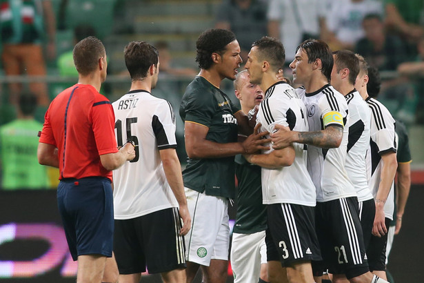 Mecz Legia - Celtic