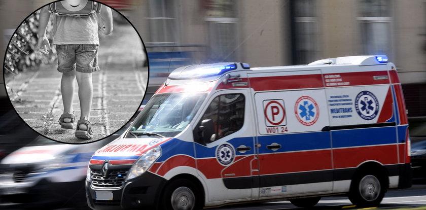 Tragedia we Włocławku. Nie żyje trzyletni chłopiec