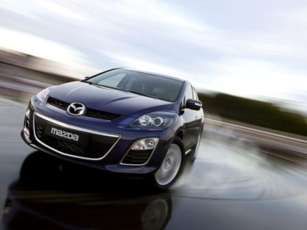 Nowa Mazda CX-7 już za złotówki
