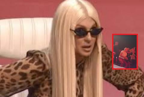 """Karleuša podelila urnebesan video sa snimanja emisije """"Zvezde Granda"""": Čovek iz publike se uvijao i skakao uz ovu pesmu, a onda je usledilo iznenađenje!"""