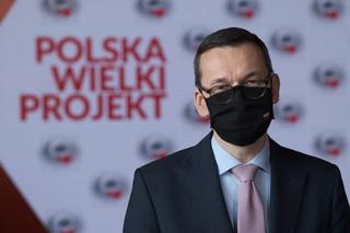 Mimo pandemii rząd przedstawi dwa nowe cele programowe