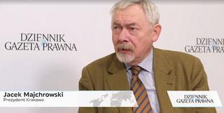 Samorząd przedłużonym ramieniem rządu? Jacek Majchrowski o wyzwaniach na nową kadencję