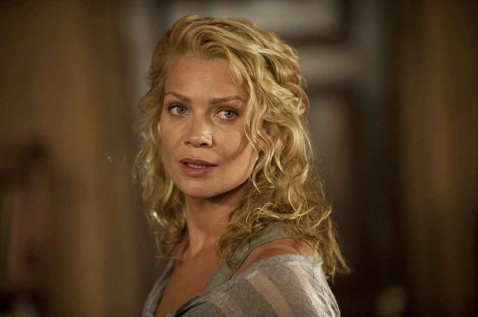 "Andrea (Laurie Holden) z ""The Walking Dead"""