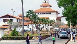 University of Ghana, Legon campus