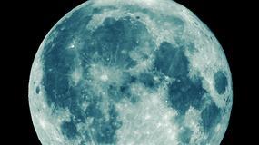 Księżyc jest pusty w środku?