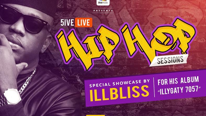 5ive Live: Hip Hop Sessions with Illbliss