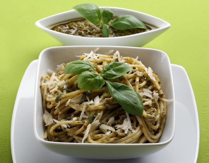 Testenina sa povrćem je savršeno izbalansiran obrok