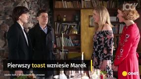 """Wielkie emocje w """"M jak miłość"""". Co planuje Franek?"""
