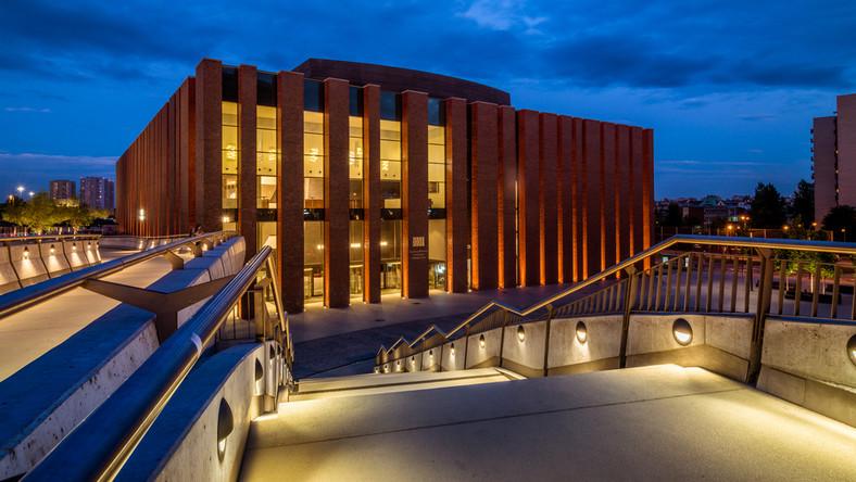 Budynek NOSPR w Katowicach