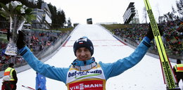 Kamil Stoch dla Faktu: to był super skok!